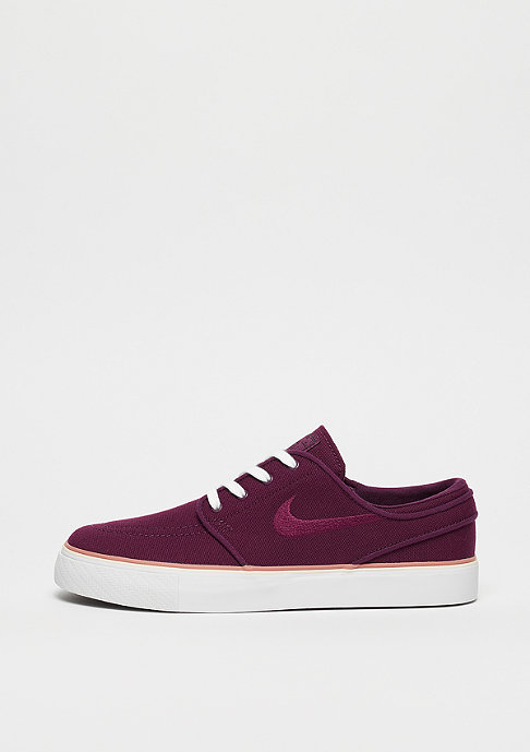 differently 7932d 1d58c NIKE SB Air Zoom Stefan Janoski bordeauxbordeaux-white-terra blush