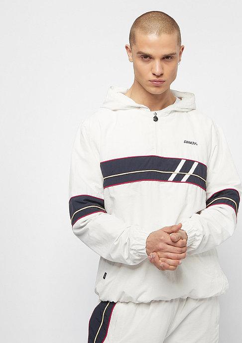 Compra Grimey Hazy Sun Pull Track Jacket white Chaquetas y chalecos en  SNIPES c0c38799d1d