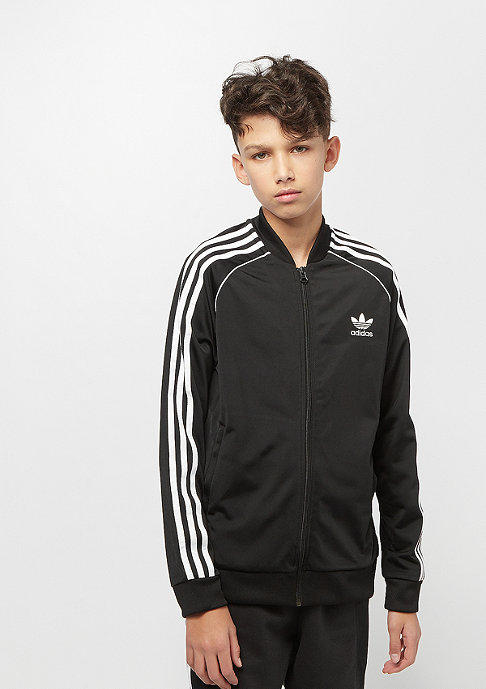 Superstar Top black-white
