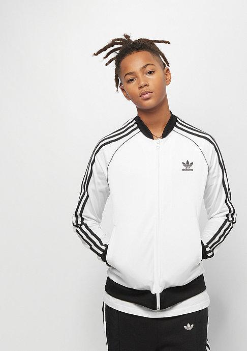 Superstar Top white-black