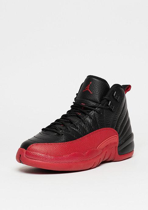 JORDAN Basketballschuh Air Jordan 12 Retro BG black/varsity red