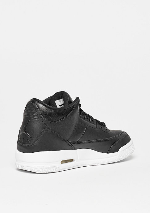 JORDAN Basketballschuh Air Jordan 3 Retro BG black/black/white