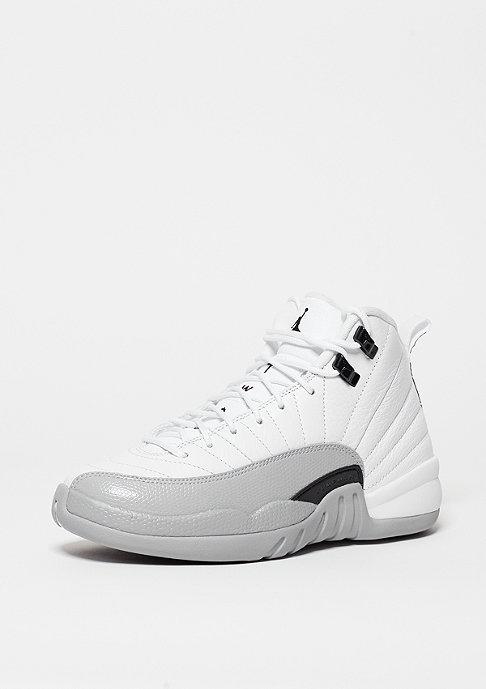 JORDAN Basketballschuh Air Jordan 12 Retro GG white/black/wolf grey