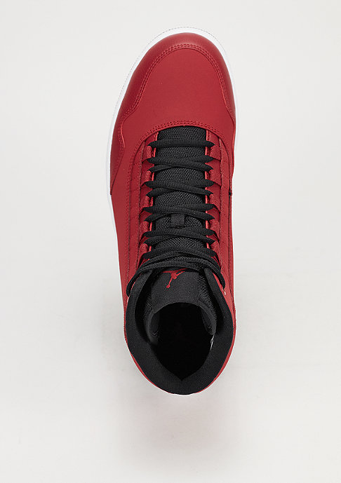 JORDAN Basketballschuh Executive gym red/black/white
