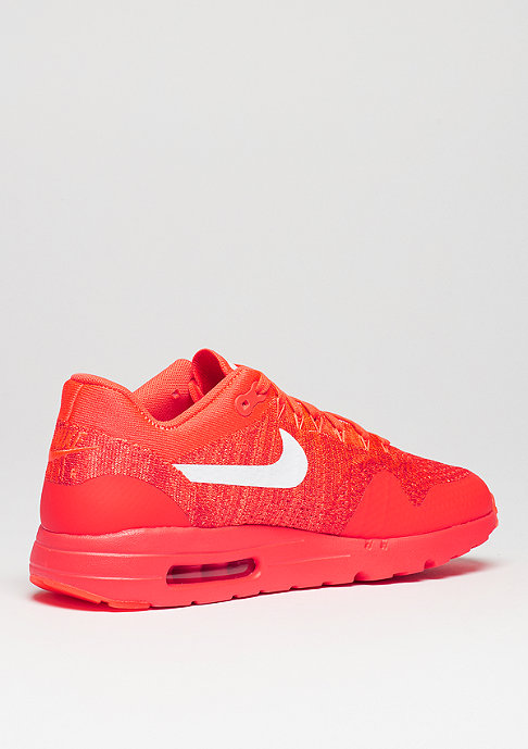 NIKE Schuh Air Max 1 Ultra Flyknit bright crimson/white/university red