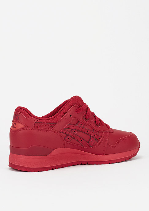 Asics Schuh Gel-Lyte III red/red