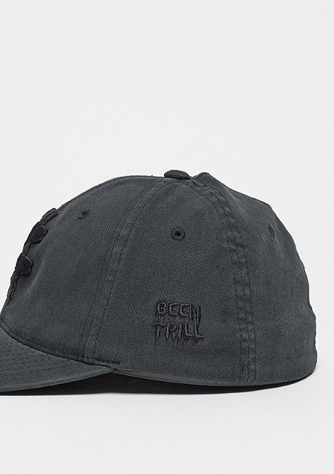 Been Trill Baseballcap Curved dark black