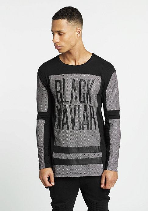 Black Kaviar Longsleeve Tee Greysham black