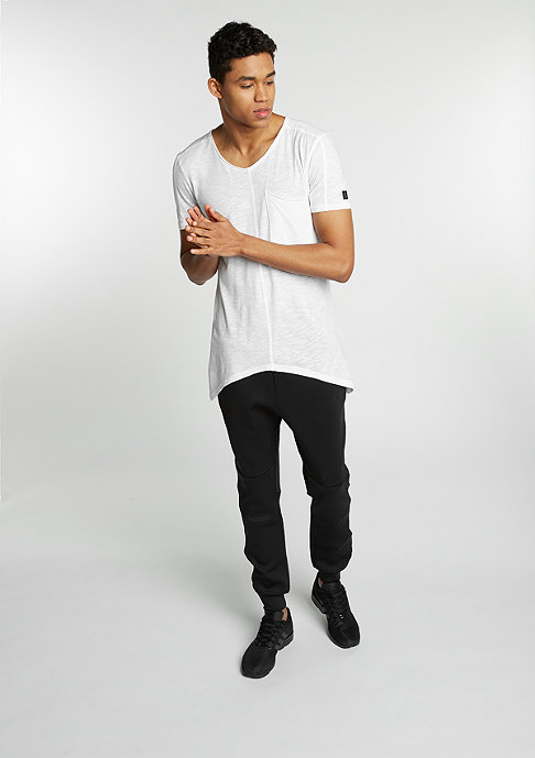 Black Kaviar T-Shirt Gynseng white
