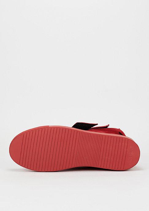 Black Kaviar Schuh Gys red