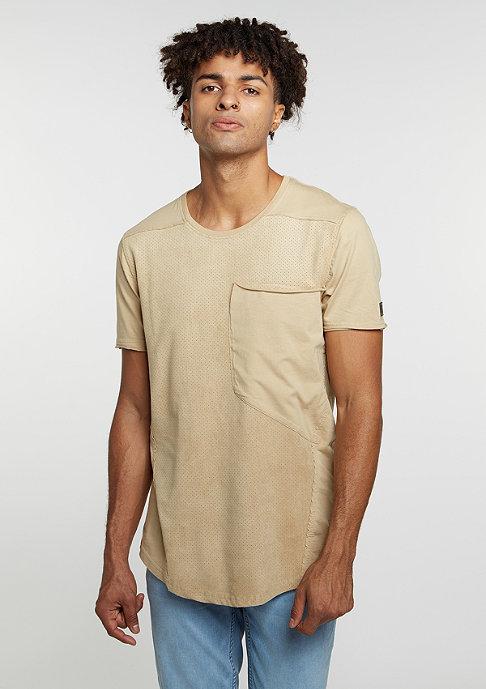 Black Kaviar T-Shirt Kidcudi Beige