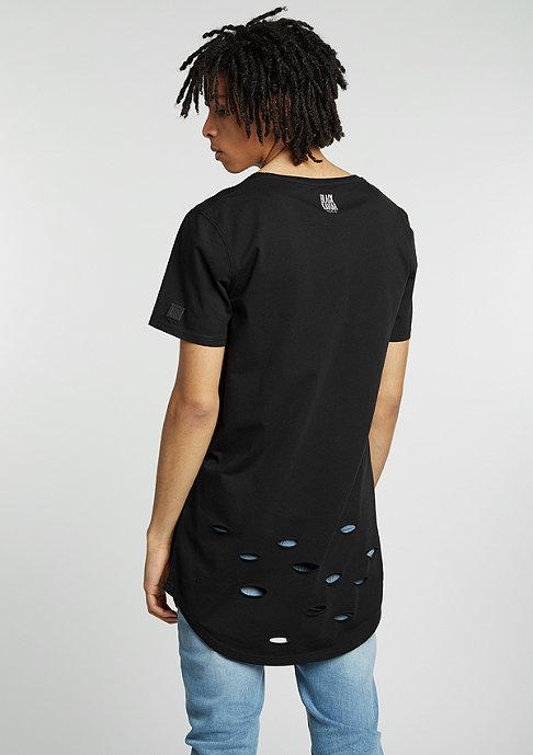 Black Kaviar T-Shirt Shelixol black