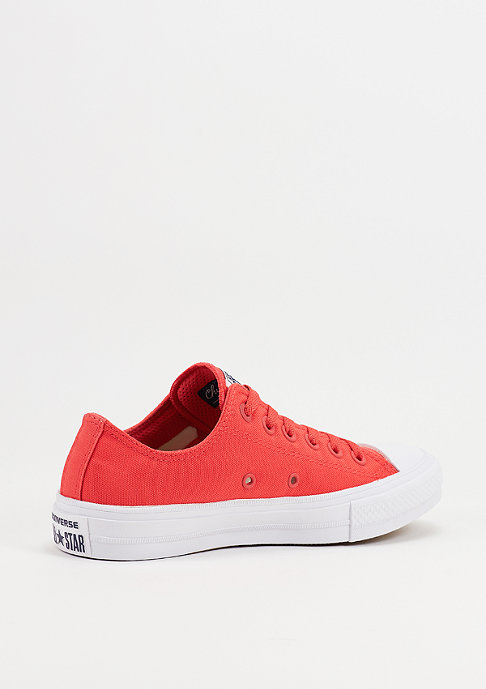 Converse CTAS II Neon Ox red/navy/white