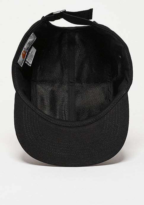 Carhartt WIP 5-Panel-Cap Backley black