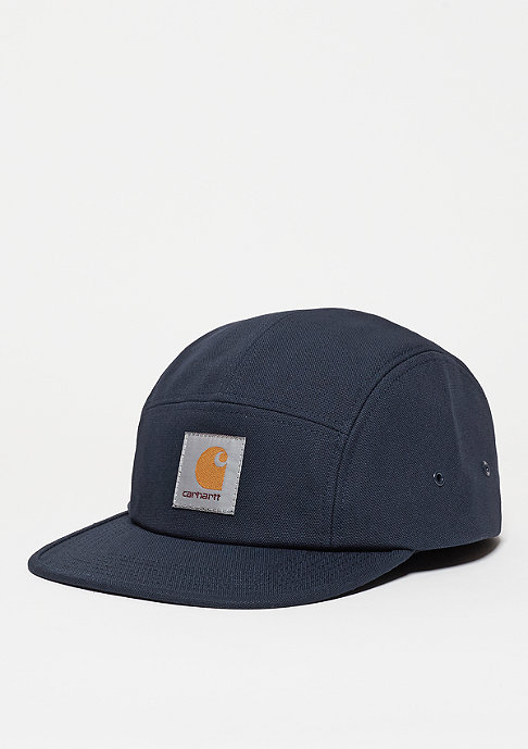 Carhartt WIP 5-Panel-Cap Backley navy