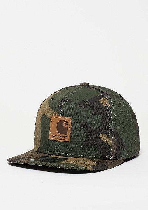 Carhartt WIP Snapback-Cap Logo Starter camo laurel