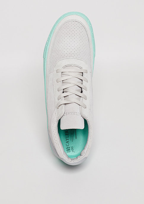 Cayler & Sons Schuh Chutoro cool grey/mint/white