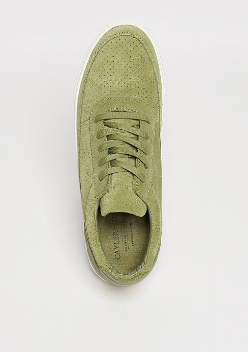 Cayler & Sons Schuh Chutoro light olive/spreckled cream
