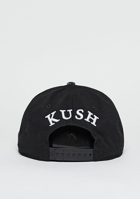 Cayler & Sons Snapback-Cap GL Kush Classic black/green kush