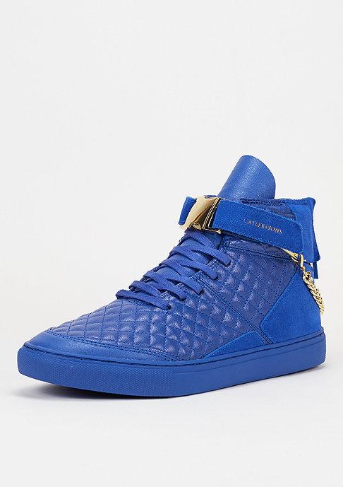 Cayler & Sons Schuh Hamachi parigian blue/gold