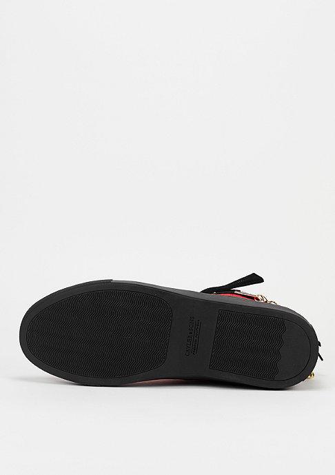 Cayler & Sons Schuh Hamachi vintage black/red python/gold