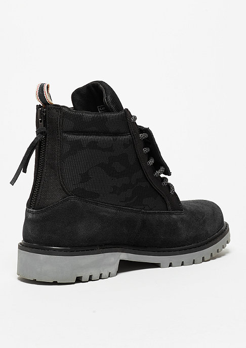 Cayler & Sons Stiefel Hibachi deep black/charcoal/cool grey