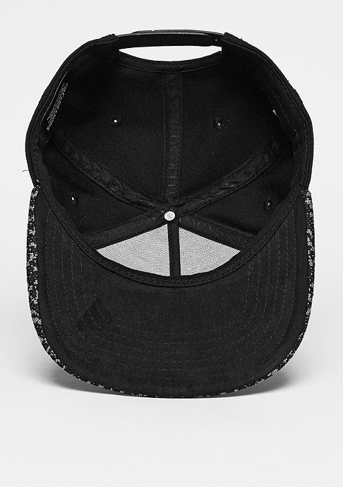 Cayler & Sons Snapback-Cap BL Presidental marauder black/grey