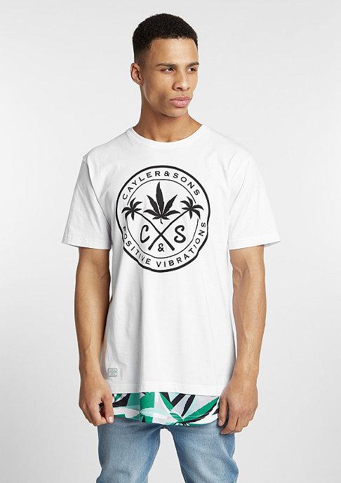 Cayler & Sons T-Shirt SB Breeze Long white/mc