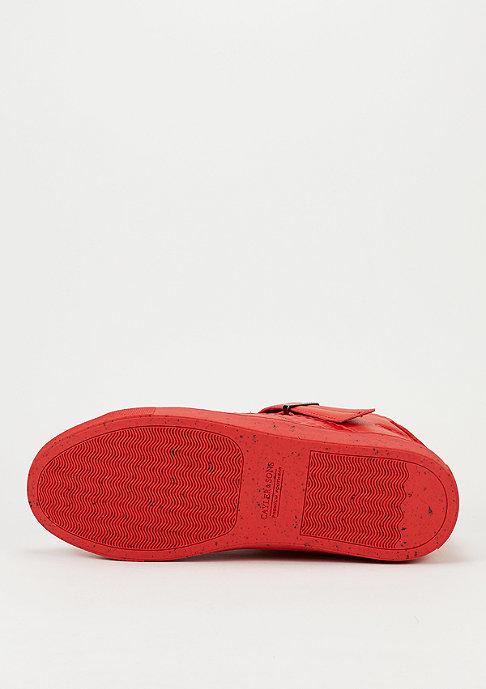 Cayler & Sons Schuh Sashimi red pyramids/black spreckles