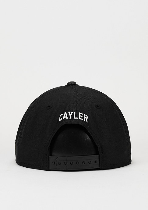 Cayler & Sons Snapback-Cap WL Bigasso black/mc
