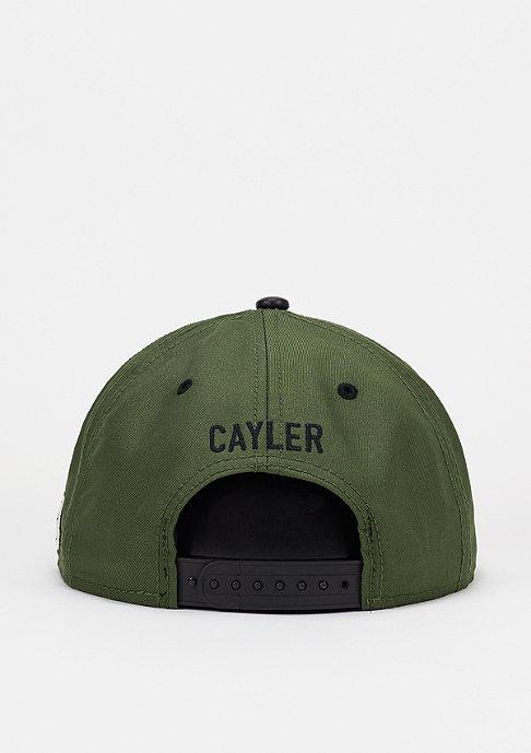 Cayler & Sons Snapback-Cap WL Pacasso forrest green/mc