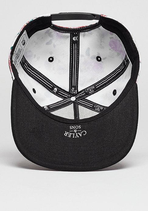 Cayler & Sons Snapback-Cap WL Paris FC Classic floral white/black