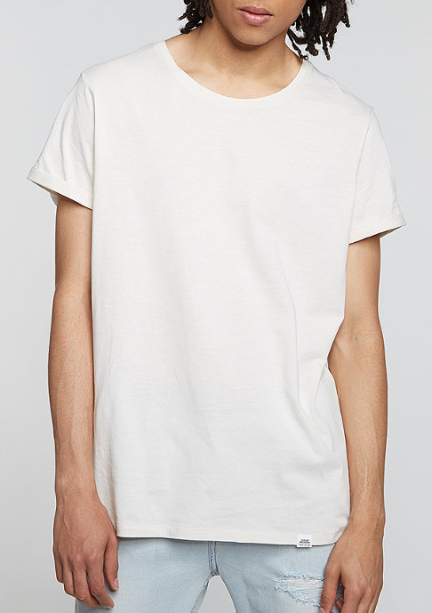 Cheap Monday T-Shirt Cap Roll sand melange