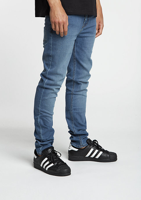 Cheap Monday Jeans Tight blue wave