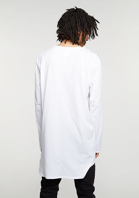 Cheap Monday Longsleeve Trap white