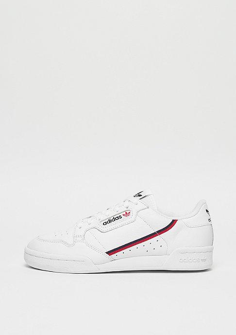 Continental 80s ftwr white/scarlet/collegiate navy