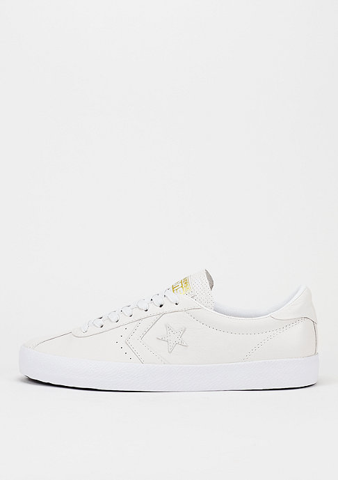Converse Skateschuh CONS Breakpoint white/white/gold