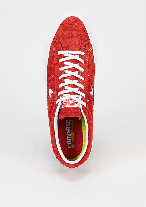 Converse Schuh CONS One Star LS Ox red/white/gum