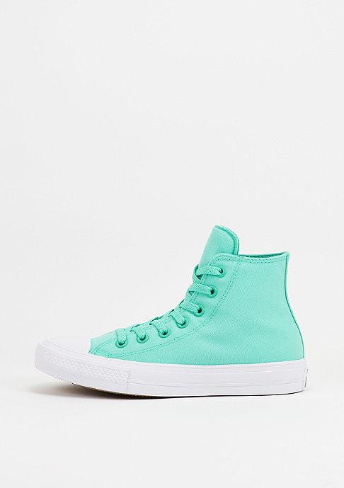 Converse Schuh CTAS II Neon teal/navy/white
