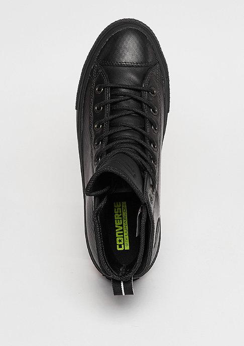 Converse Stiefel Chuck Taylor All Star II Leather Hi black/black/black