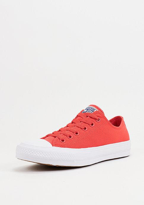 Converse Schuh CTAS II Neon red/navy/white
