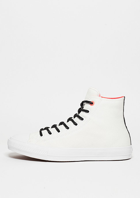 Converse Schuh Chuck Taylor All Star II Shield Canvas Hi white/lava/gum
