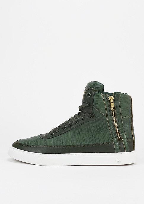 Criminal Damage Schuh Catana green