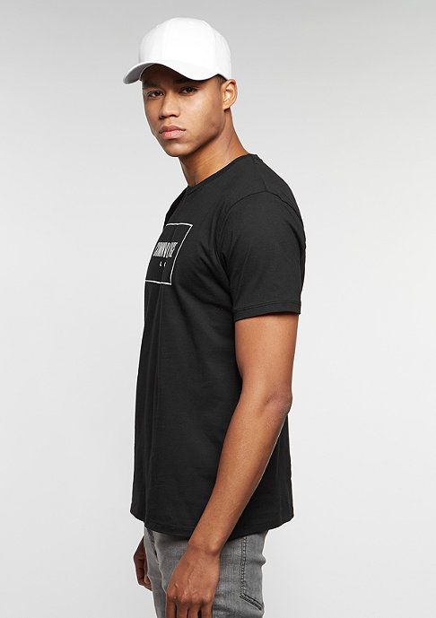 Criminal Damage T-Shirt November black/white