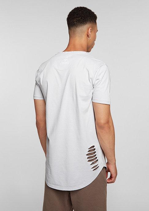 Criminal Damage T-Shirt Shoreditch frost grey