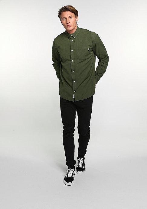 Carhartt WIP Hemd Dalton rover green/laurel