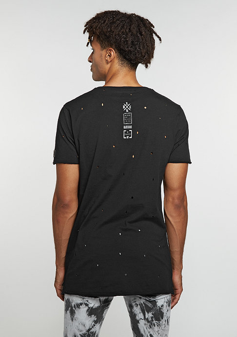 Black Kaviar T-Shirt Kazak Black