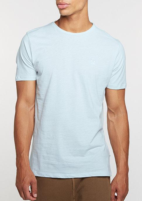 Criminal Damage T-Shirt Maverick wan blue/white