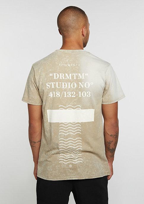 DRMTM T-Shirt Salomon light bone