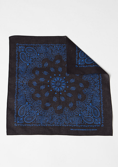 Masterdis Bandana black/royal